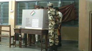 छत्तीसगढ़: नक्सल प्रभावित चित्रकोट असेम्बली सीट के उपचुनाव के लिए वोटिंग शुरू