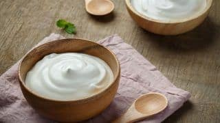 Yogurt: Your 30-Seconds Snack to Improve Satiety