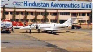 20,000 HAL Employees To Go on Indefinite Strike From Today After Talks With Management Fail