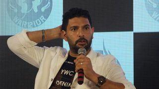 Yuvraj Singh Named Maratha Arabians Indian Icon Player For Abu Dhabi T10