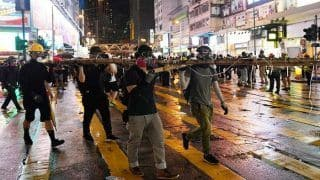 Hong Kong Protest: Man Bites Off Politician's Ear Amid Knife Attack, Surgeons Get it Reconstructed