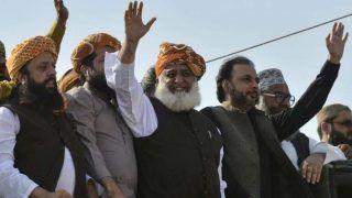इमरान खान के इस्तीफे की समयसीमा खत्म, मौलाना रहमान ने कहा- अब पूरा देश होगा बंद