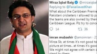 'T10 League is India Owned   : Pak Senator Trolled For Asking Pak Players Not to Play League   POSTS