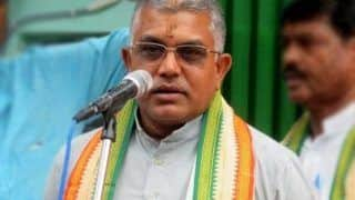 'Let Research Prove Me Wrong': Dilip Ghosh Stands by Cow Milk Having Traces of Gold Remark