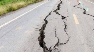 Earthquake of Magnitude 5.3 Rocks India-Nepal Border, Tremors Felt in Delhi-NCR and UP