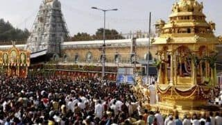 Tirumala Temple to Be Shut For 13 Hours Due to Solar Eclipse, Here's Why Temples Are Closed During Eclipse