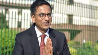 Supreme Court Judge D Y Chandrachud Tests Positive For COVID, SC Hearing in Suo Motu Case Deferred
