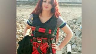 Pak Singer Rabi Pirzada Who Threatened PM Modi Quits Showbiz Over Leaked Nude Pics