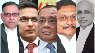 Meet The 5 Supreme Court Judges Who Delivered the Historic Ayodhya Verdict