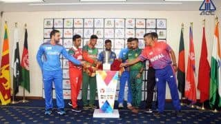 Sri Lanka Emerging Team vs Oman Emerging Team Dream11 Team Prediction ACC Emerging Teams Asia Cup 2019: Captain And Vice-Captain, Fantasy Cricket Tips SL-ET vs OMN-ET Group A Match 1 at Sheikh Kamal International Cricket Academy Ground, Cox's Bazar-8:30 AM IST