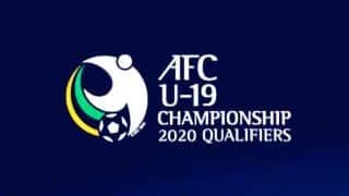 India to Face Afghanistan in Their Final AFC U-19 Championship 2020 Qualifiers Match