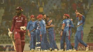 Afghanistan vs West Indies Dream11 Team Prediction T20I Series 2019: Captain And Vice Captain, Fantasy Cricket Tips AFGH vs WI 3rd T20I Match at Atal Bihari Vajpayee International Cricket Stadium, Lucknow