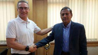 Thomas Dennerby Named Head Coach of India U17 Women's Team
