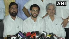 Ready to Form Govt But Need 48-Hour More,    Says Aaditya Thackeray After Meeting Maharashtra Governor