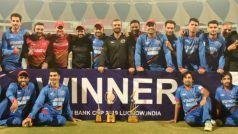 AFGvWI 3rd T20: अफगानिस्तान ने विंडीज को 29 रन से हराकर भारत में 2-1 से जीती सीरीज
