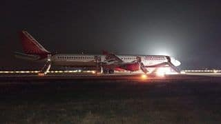 Air India Flight Declares Emergency Landing at Raipur, All 182 Passengers Deplaned Safely