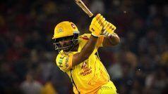 अंबाती रायडू की होगी चेन्नई की टीम से छुट्टी, इन खिलाड़ियों का जाना भी तय