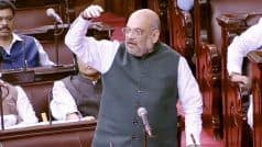 'Congress Kept Farooq Abdullah's Father in Jail For 11 Years', Amit Shah on J&K Leaders' Detention