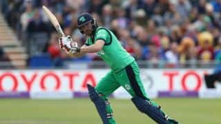 Andy balbirnie becomes ireland captain in t20s after test odi