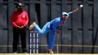 IND-W vs WI-W 4th T20I Report: India Women Beat West Indies Women in a Rain-Curtailed Thriller by 5 Runs to Lead Series 4-0