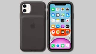 Apple Smart Battery Cases for iPhone 11, 11 Pro, and 11 Pro Max with Qi Wireless charging support launched