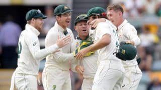 1st Test: Labuschagne, Hazlewood Help Australia Thrash Pakistan by an Innings and 5 Runs