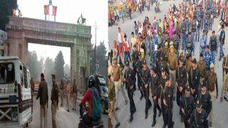 अयोध्या फैसले से पहले उत्तर प्रदेश सहित पूरे भारत में सुरक्षा के कड़े इंतजाम