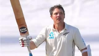 वॉटलिंग का दोहरा शतक, न्यूजीलैंड के खिलाफ इंग्लैंड पर पहले टेस्ट में पारी की हार का खतरा