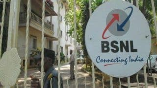 Centre Cancels BSNL's 4G Upgradate Tender, to Issue Fresh One Soon