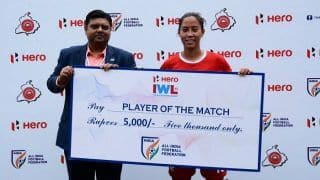 Indian Women Footballer Ngangom Bala Devi Called For Trials at Scottish Club Rangers FC