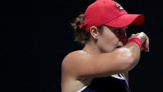 Australian Ashleigh Barty Wins WTA Finals