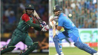 जानें कब और कहां देखें भारत-बांग्लादेश के बीच होने वाला दूसरा टी20 मैच