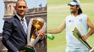 महेंद्र सिंह धोनी ने माना- 2007 और 2011 विश्व कप जीत के बाद मिला स्वागत हमेशा याद रहेगा