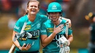 Dream11 Team Prediction Melbourne Renegades Women vs Brisbane Heat Women WBBL 2019: Fantasy Cricket, Captain And Vice-Captain For Today's MR-W vs BH-W T20 Match 38 at Junction Oval, Melbourne