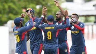 Canada vs Combined Campuses and Colleges Dream11 Team Prediction Super50 Cup 2019: Captain And Vice-Captain, Fantasy Cricket Tips CAN vs CCC Group A Match at Conaree Sports Club, Basseterre, St Kitts 6:30 PM IST