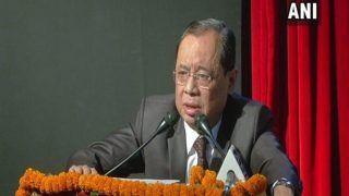 अयोध्या पर फैसले के मद्देनजर सीजेआई आज यूपी के चीफ सेक्रेट्री और डीजीपी से करेंगे मीटिंग