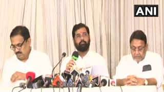 Maharashtra Government Formation: Sena-NCP-Congress Release Common Minimum Programme; Focus on Reservation in Job, Farm Loan Waiver