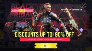 Call of Duty Mobile Black Friday deals: Here are all the discount details