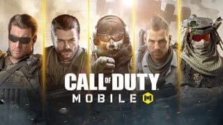 Call of Duty: Mobile nominated for Google Play Users' Choice Game of 2019