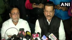 Maharashtra Will Have Stable Govt, Uncertainty Will End,    Says Prithviraj Chavan After NCP-Congress Meet