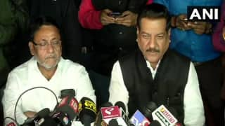 'Maharashtra Will Have Stable Govt, Uncertainty Will End,' Says Prithviraj Chavan After NCP-Congress Meet
