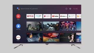 Coocaa Smart LED TVs launched in India via Flipkart, prices start from Rs 8,999