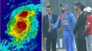India vs Bangladesh 2019: Cyclone Maha to Spoil 2nd T20I Between India And Bangladesh Match in Rajkot