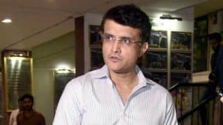 Bcci conduct officer dismisses complaint of conflict of interest against sourav ganguly