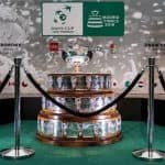 Pakistan Tennis Federation Struggling to Pick Team for Davis Cup Match Against India, Contemplating Juniors