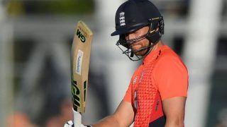 T20I: शतकवीर डेविड मलान ने मोर्गन के साथ मिलकर बनाई रिकॉर्ड 182 रन की साझेदारी