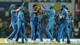 India vs Bangladesh 2019 3rd T20I Report: Deepak Chahar's Historic Hat-Trick, Best-Ever Bowling Performance Helps India Beat Bangladesh by 30 Runs to Win Series 2-1