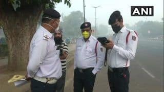 As Odd-Even Comes Into Force in Delhi, Two People Fined For Driving Odd-Numbered Vehicle