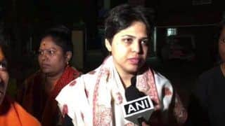 Sabarimala Row: Trupti Desai Arrives to Visit Shrine, Warns of Contempt Plea if Stopped
