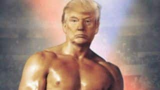 Donald Trump Shares Photo-shopped Picture of Himself as Boxer, Gets Trolled